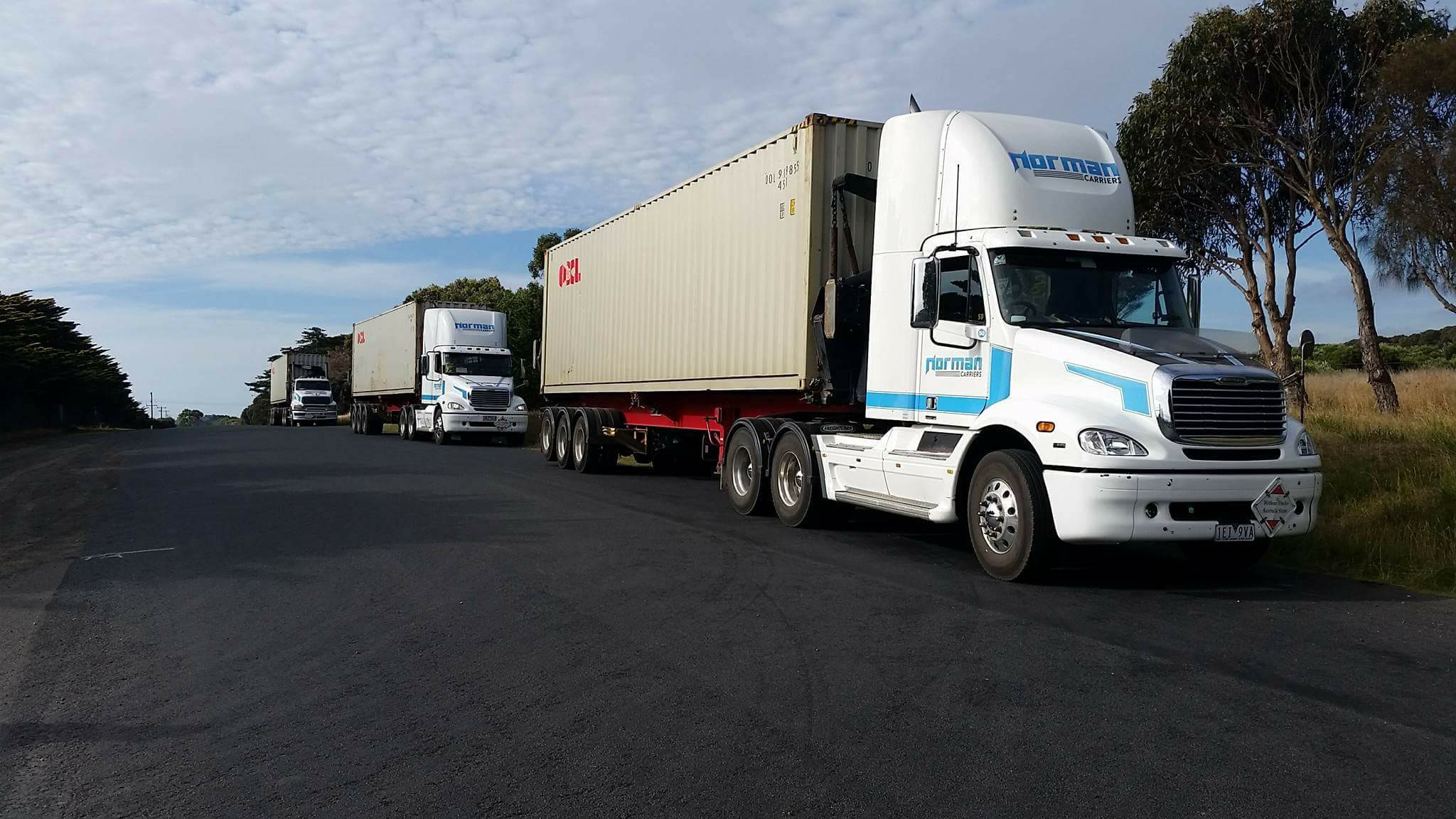 Wharf Cartage specialists